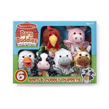 Load image into Gallery viewer, Barn Buddies Jumbo Puppet Pack