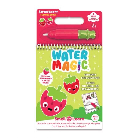 Water Magic Strawberry Scented