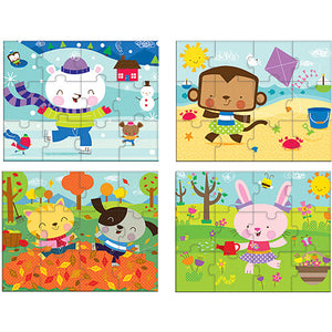 Playday Jigsaw Puzzles in a Box