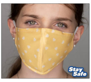 Small (Kids) Stay Safe Masks- 9 styles to choose from!