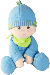 "Snug-up Doll Luis 8"" My First Baby Doll"