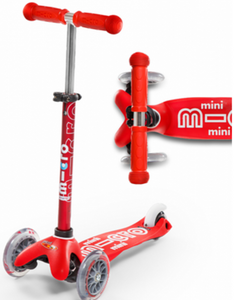 Micro Scooter Mini Deluxe-Red