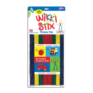 Wikki Stix Primary Color