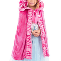 Deluxe Cloak Pink-Small/Medium