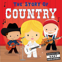 The Story of Country Board Book