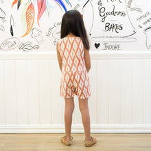 Load image into Gallery viewer, Fairies Forever Ikkat Playsuit