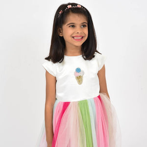 Fairies Forever Colors of Popsicles Dress