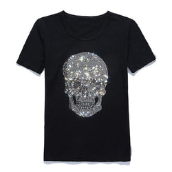 Shiny Skull T-Shirt