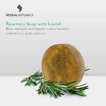 Load image into Gallery viewer, Rosemary Loofah Soap - Reveal Naturals