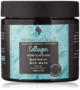 Collagen infused Dead Sea Mud Mask