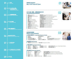 全仁精選個人健康體檢 Exclusive Health Screening (120項 120 Items) - Trinity Medical Centre 全仁醫務中心