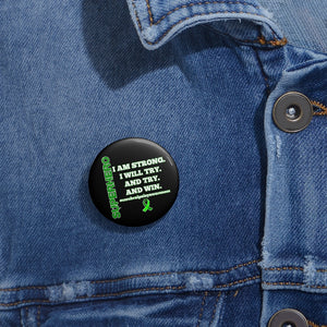 Cerebral Palsy Awareness Pin Button - ImagineWe Publishers