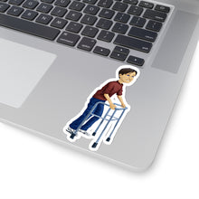 Load image into Gallery viewer, Kyle w/ Walker Sticker - ImagineWe Publishers