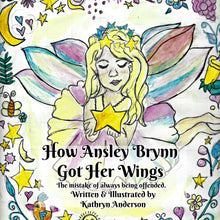 Load image into Gallery viewer, How Ansley Brynn Got Her Wings - ImagineWe Publishers
