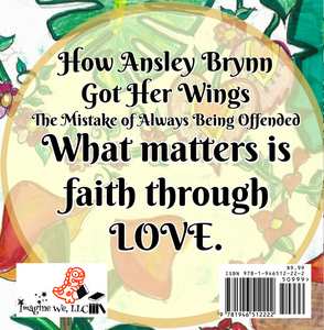 How Ansley Brynn Got Her Wings - ImagineWe Publishers