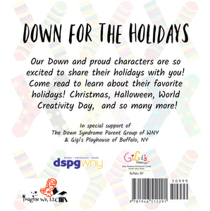 Down for the Holidays - ImagineWe Publishers