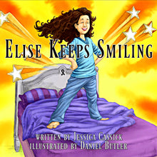 Load image into Gallery viewer, Elise Keeps Smiling - ImagineWe Publishers