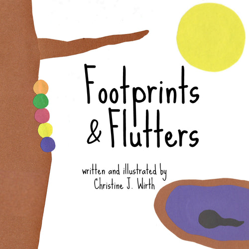 Footprints and Flutters - ImagineWe Publishers