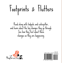 Load image into Gallery viewer, Footprints and Flutters - ImagineWe Publishers