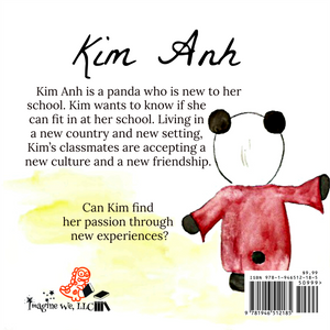 Kim Anh - ImagineWe Publishers