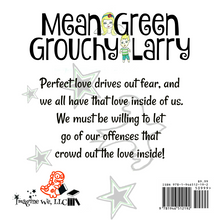 Load image into Gallery viewer, Mean Green Grouchy Larry - ImagineWe Publishers
