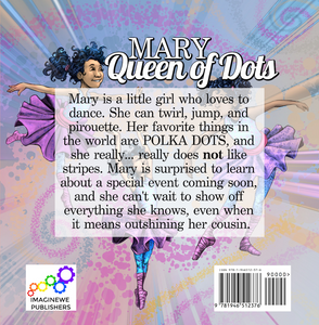 Mary Queen of Dots - ImagineWe Publishers