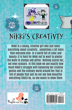 Load image into Gallery viewer, Nikki's Creativity - ImagineWe Publishers
