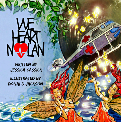 We Heart Nolan - 2nd EDITION COMING SOON - ImagineWe Publishers