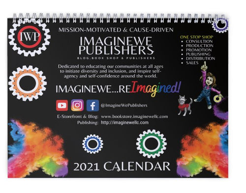 2021 ImagineWe Calendar - ImagineWe Publishers