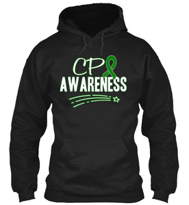 Cerebral Palsy Awareness Hoodie/T-Shirt - ImagineWe Publishers