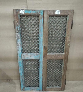 WOODEN JALI DOOR SMALL