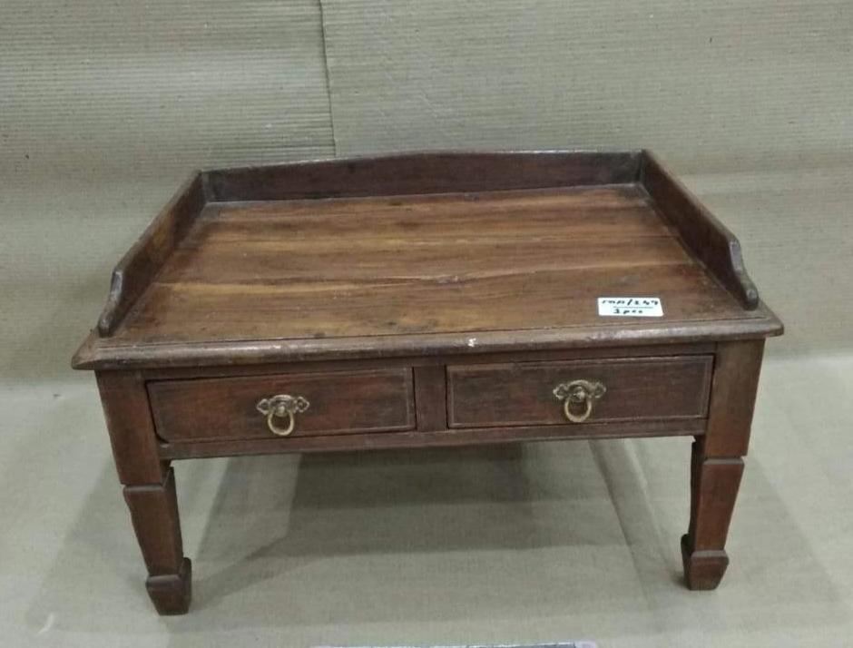 WOODEN WRITING DESK