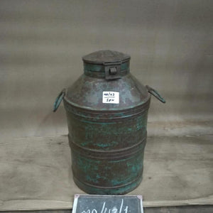 IRON MILK CAN