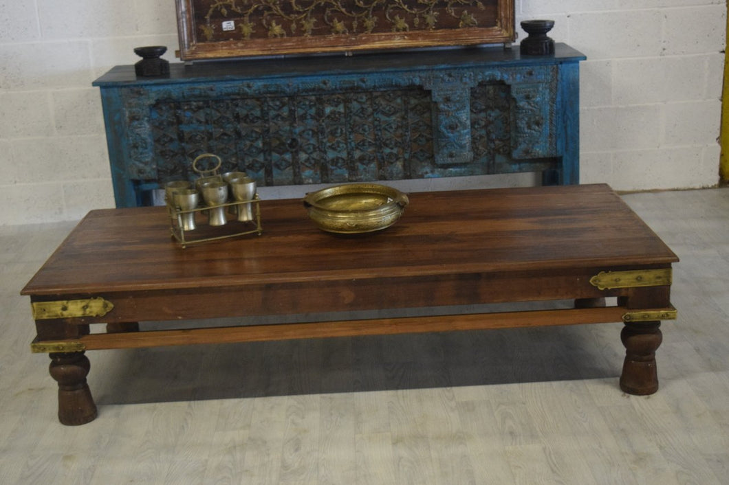 WOODEN TAKHAT TABLE