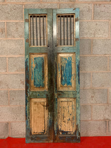 WOODEN JALI DOOR ONLY