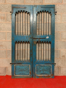 WOODEN JAALI DOOR
