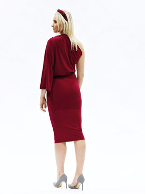 Katri Niskanen Shoulder Dress