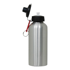 Aluminum water bottle    20 oz...CHOICE OF IMPRINT...
