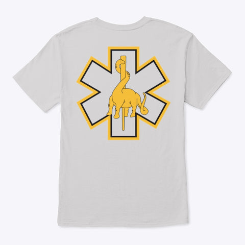 DOEMS GOLD TEE SHIRT