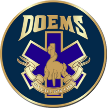 Load image into Gallery viewer, PAIRING DOEMS CHALLENGE COINS 2018 + 2020 editions
