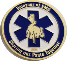 Load image into Gallery viewer, DOEMS ALASKA CHALLENGE COIN