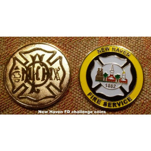 DOEMS  CHALLENGE COIN COLLECTION