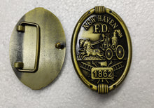 Load image into Gallery viewer, NHFD 1862 Belt Buckle