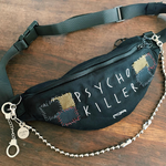 "DIY CRUST ""PSYCHO KILLER"" BAG"