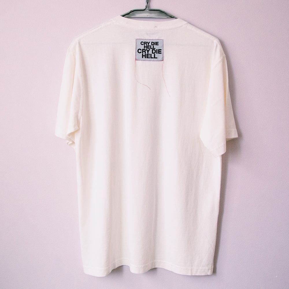 "【50% OFF】""AFTER SCHOOL ROUTINE"" TEE"