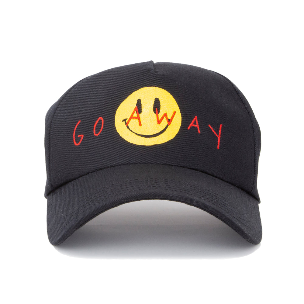 """GO AWAY"" CAP"