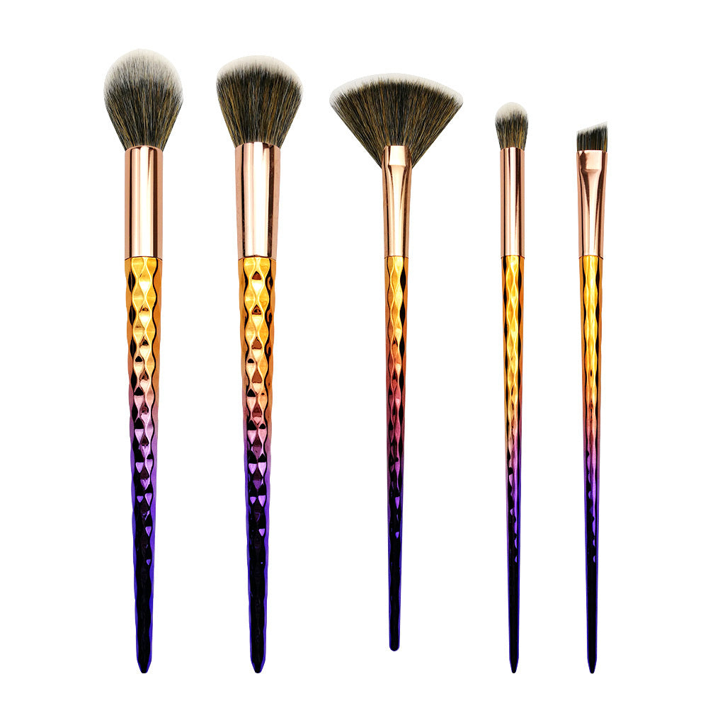 Harlequin 5pc Brush Collection Ombre