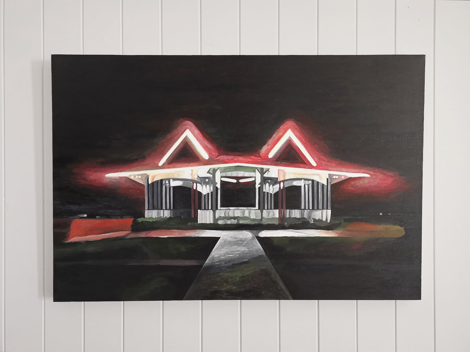 Buy unique artwork from Samir Hamaiel - affordable original artworks from emergingartists. Framed and unframed paintings, prints and art objects.