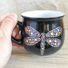 Load image into Gallery viewer, Dragonfly Coffee Mug