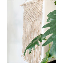 Load image into Gallery viewer, Macrame Heart Wall Hanging